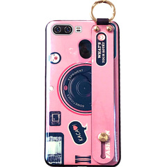 New arrival pink blue case for samsung s8 s8 plus J6prime s7 s7 edge phone case phone holder pink for samsung s8 plus
