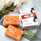 Kojie San Whitening Soap Skin Lightening Soap Bleaching Kojic Acid Glycerin Handmade Soap Deep Clean kojic acid soap 65g*2