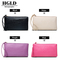 HGLD Women bag crocodile wallet women clutch Bag single bag bags Black 19cm*11cm