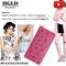 HGLD Women bag sleek minimalist clutch inside multi-layer woman wallet phone bags card package