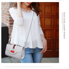 HGLD Women bag, fashion small square bag, shoulder bag, casual bag, ladies handbag, carry bag gray size:20*14.5*7(cm)