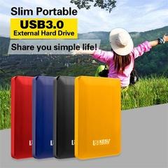 500GB,1TB,2TB,3.0USBHigh-quality high-speed mobile hard disk red 500gb