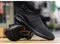 2019New High-grade Fashion Men's Casual Running Sport Shoes Man Breathable Flats Shoes black 41