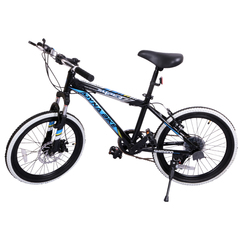 DYNABike Mountain Bike Model DY215 Bicycle Black
