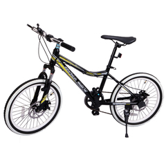 DYNABike Mountain Bike Model DY210 Bicycle Black