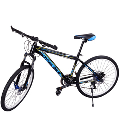 DYNABike Mountain Bike Model DY520 Bicycle Black
