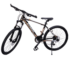 DYNABike Mountain Bike Model DY535 Bicycle Black