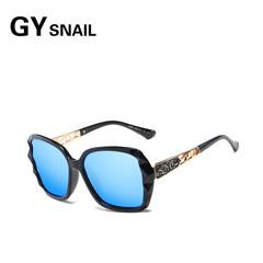 GYsnail brand design women's retro square sunglasses female classic glasses p1 HL2538