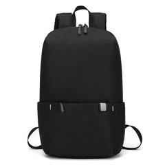 10L Backpack Waterproof Fitness Bag Sports Bag Women's Spacious Backpack Travel Camping Bag black one size