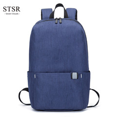 STSR 10L Backpack Waterproof Fitness Bag Sports Bag Women's Spacious Backpack Travel Camping Bag blue one size