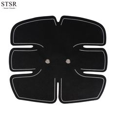 STSR Smart Abdominal Stick Lazy Fitness Equipment Home Exercise Abdominal Device Electronic Care single belly stick