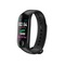 Fitness Bracelet Blood Pressure Heart Rate Monitor Smart Band M3 Wristbands Black one size