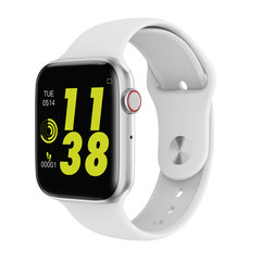 Series 4 Bluetooth Smart Watch 44mm Heart Rate Music Player For Apple Huawei Xiaomi Phone PK A1 DM09 black black 44mm