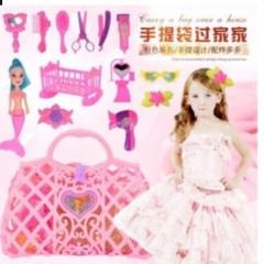 princes mermaid handbag pink one size