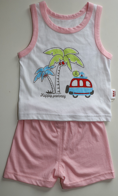 baby's suits pink 66