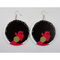 Fashionable Beautiful Hot Women Earrings in Different Colors Ladies' Jewelry 4 1 size