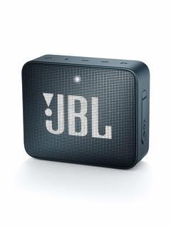 JBL GO 2 Portable Bluetooth Waterproof Speaker gray one size