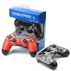 Wired Game controller for PC PS4 Controller for Sony Playstation 4 for DualShock Vibration Gamepads black one size
