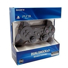 Sony DualShock Wireless Controller PS 3 Wireless Bluetooth Gamepad For Sony PS3 black one size