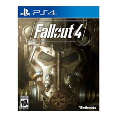 Sony PS4 Game Fallout 4 as shown one size