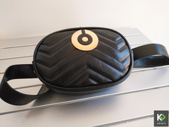 Ladies' Stylish Leather Fanny / Waist Pack Black One-Size