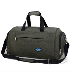 Hot Selling New Waterproof Nylon Leisure Travel Handbags green one