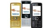 Nokia 6300 Gold Silver Black Unlock Bluetooth Mobile Classic Phone Keypad Camera gold