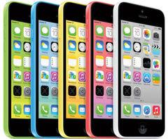 iPhone 5C 32GB  IOS8 4.0 inch IPS white blue green pink yellow unlock phone gold
