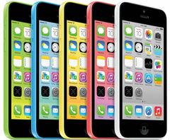 APPLE iPHONE 5C 32gb - Unlocked -Blue,White,Green.Yellow Mobile Phone- white