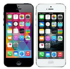 Refurbished phone apple iphone 5 32GB+1GB mobile phone iphone5 8MP black