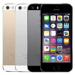 Refurbished Apple iPhone 5S 32GB Grey Silver Gold Unlocked Smartphone All Colours black