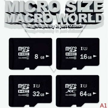 Memory Card 32GB/16GB Micro SD 8GB Flash Card Memory Microsd for Smartphone black micro sd 16g