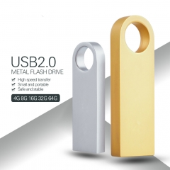 8GB Usb Memory Stick USB Flash Drive USB 2.0 Portable Pen Drive Memory Stick gold micro sd 8g