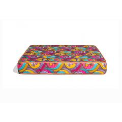 Superfoam Super High Density Mattress multi colored 5 ft x 6 ft x 8