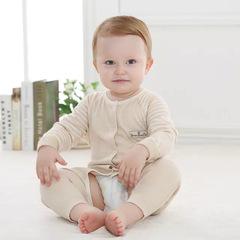 Baby underwear men and women baby cotton romper 0-2 years old green 59
