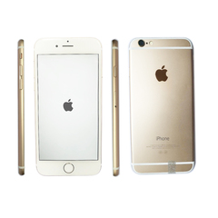 98% New Refurbished IPhone6, 64GB+1GB,8MP+2MP,4G Network,Unlock Fingerprint,Smart Apple Phone gold