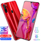 New Bobarry Smart phone P35 Pro 128G+6G 16MP+8MP 2G/3G/4G Android smartphone Red