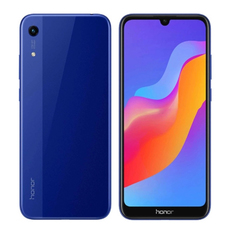 New Huawei Honor 8A,3G+32/64G,8MP+13MP,6.09 inch,4G/3G/2G,Smart Phone Blue  32GB