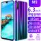 New Sailf Smart Phone M9,6G+64G, 13MP+18MP,2G/3G/4G,6.3Inch,Android OS9.1Smartphone blue