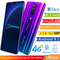 New Bobarry Smart Phone Rino 128G+3G 2+8MP 3G/4G 6.3Inch Android Smartphone Blue 128G(64+TF64)