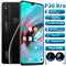 New Bobarry Smart Phone P30 pro 128G+6G 16MP+8MP 2G/3G/4G 6.3Inch Android smartphone black
