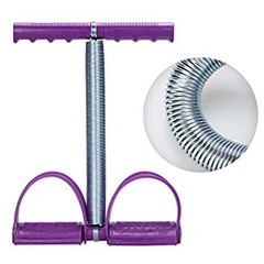 Tummy Trimmer For Physical Fitness - Purple - one size purple