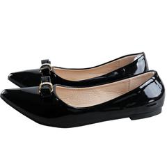 Women fashion Flat Pointed Shoes -Women's Shoes Black 42