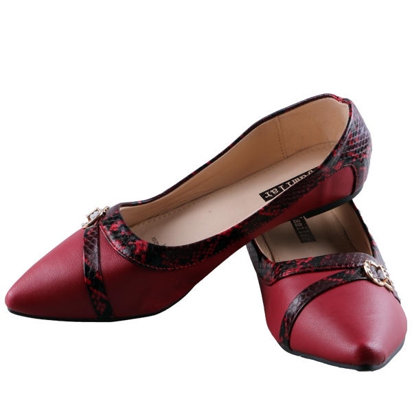 Women Flat Pointed Shoes - one pair per size only one in stock! Black 39 2