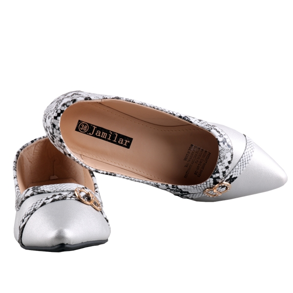 Women Flat Pointed Shoes - one pair per size only one in stock! Black 39 3