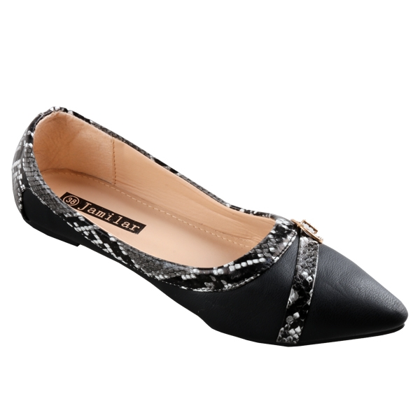Women Flat Pointed Shoes - one pair per size only one in stock! Black 39 5