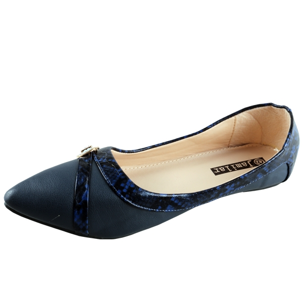 Women Flat Pointed Shoes - one pair per size only one in stock! Black 39 6