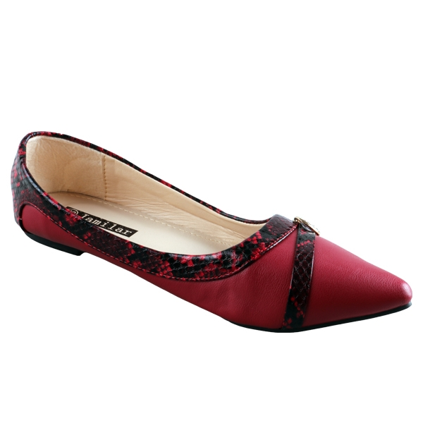 Women Flat Pointed Shoes - one pair per size only one in stock! Black 39 7