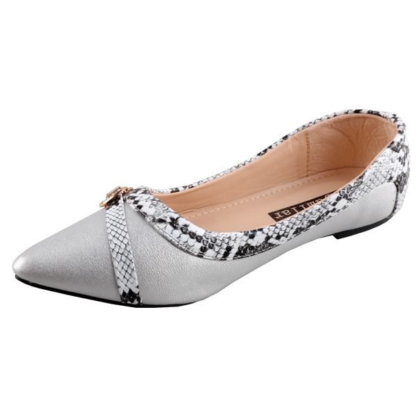Women Flat Pointed Shoes - one pair per size only one in stock! Black 39 8