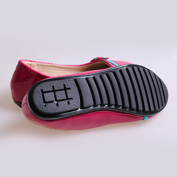 Kids Flat Shoes red 34 3